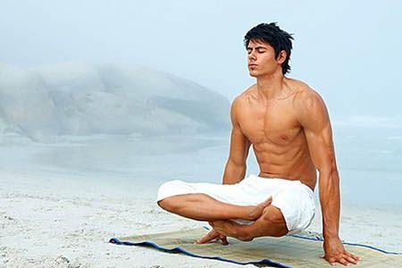 Йогатерапия и Традиционная медицина - Позы для лечения простатита