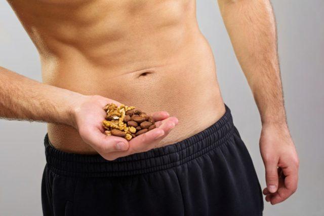 какие орехи полезны для мужчин для потенции