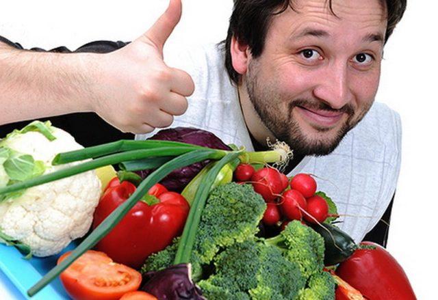 овощи для потенции у мужчин