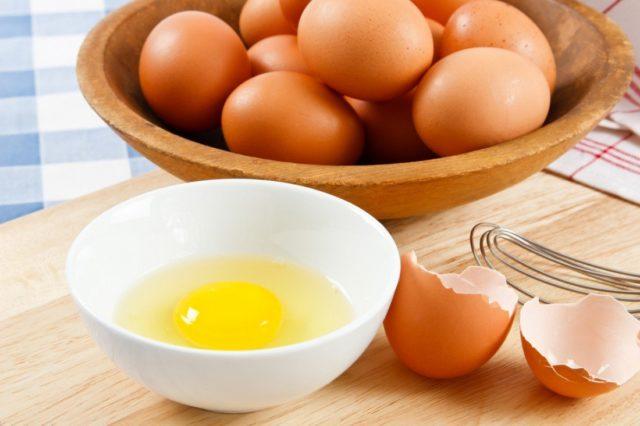 куриные яйца для потенции