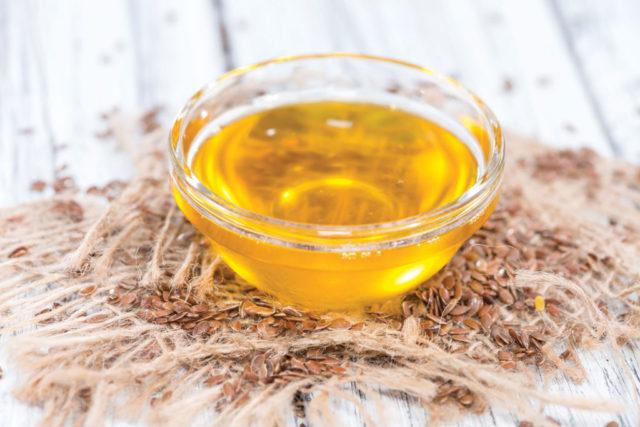 как принимать льняное масло для потенции