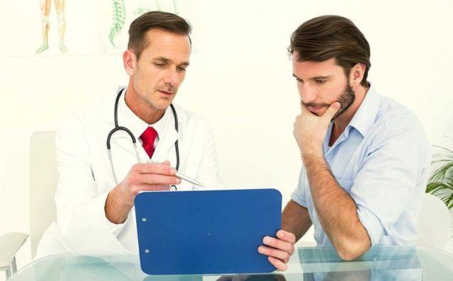 какой врач лечит простату у мужчин